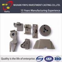 Quality Steel Investment Casting Sewing Machine Spare Parts Wear Resistance for sale