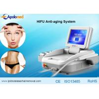 Buy cheap Promotion !!! HIFU for Anti Aging Wrinkle High Intensity Focused Ultrasound from wholesalers