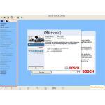 Quality BOSCH ESI 2014 Q1 Version ( Tronic ) Automotive Diagnostic Software Multi Language for sale