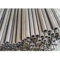 Quality ERW Welded Hollow Steel Tube , Carbon Steel E235 1.5 Inch Steel Pipe for sale