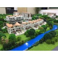 Quality 1 / 100 Scale Architecture House Model Abs / Arylic Plastic Material 2 * 1 . 8M for sale