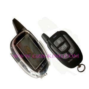 Magicar two way car alarm special for Russia Market