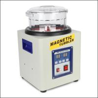 Quality [KT-205 800 G ] Electric Magnetic Polishing Machine for gold & silver Jewelry , stainless steel 800 G Polish Capacity for sale