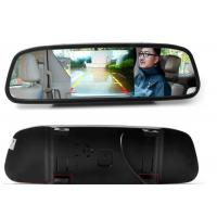 Quality Touch Screen Rear View Mirror Camera Recorder With Starlight Night Vision for sale