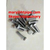 Quality inconel 718 bolt for sale