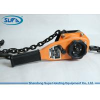 China HSH Manual Chain Hoist Chain Sling Type 3m Lifting Height 1 Year Warranty on sale