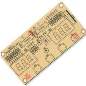 Quality Ceramic PCB,Green HASL CEM-1 Material Single Side Ceramic PCB for sale