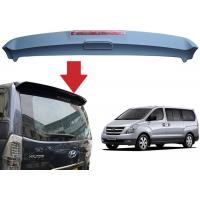 Quality Auto Sculpt Rear Roof Spoiler with LED Stop Light for Hyundai H1 Grand Starex 2012 for sale