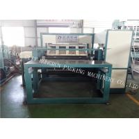 Quality Waste Paper Egg Tray Machine , Pulp Moulding Plant Easy Operation 30000KGS for sale