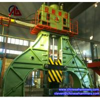Quality 12Ton Hydraulic Open Die Forging Hammer for sale