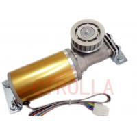 Quality Round Sliding Glass Electric Door Motor Heavy Duty 24V DC Brush less 75W for sale