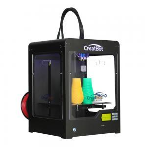 Quality High Resolution Desktop FDM 3d Printer Three Dimensional Plate Type for sale