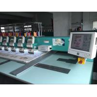 China Tajima Portable Embroidery Machine For Industrial Textile Production on sale