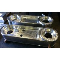 Quality OEM Stainless Steel Precision Machined Parts For Semiconductor Machinery for sale