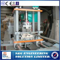 70mm Roller Shutter Door Machine , Fully Automatic Stud And Track Roll Forming Machine