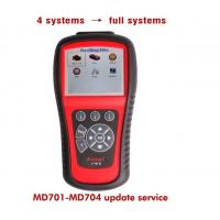 Quality Autel Code Reader Update Service MD701 / MD702 / MD703 / MD704 For Full Systems for sale