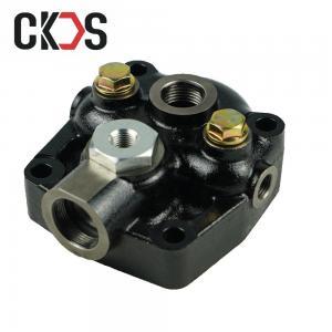 Quality Air Brake Compressor Repair Kits ISUZU 1-19110018-1 Cylinder Head for sale