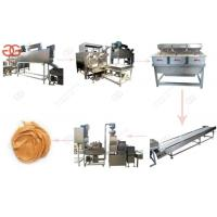 Quality Commercial Peanut Butter Production Line|Peanut Butter Making Processing Line For Sale for sale