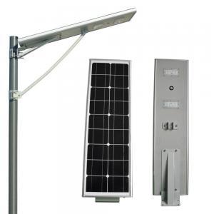 Quality 60W Solar LED Street light for sale