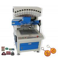 China footwear pvc labels dispenser machine on sale
