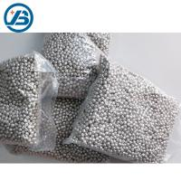 Quality φ5mm Magnesium Granules For Civil Or Industrial Water Treatment for sale