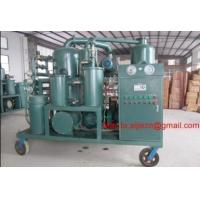 China ZYD Cable Oil Degasifier, Oil Filtration Plant on sale