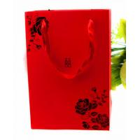 Quality paper wedding gift bag for sale