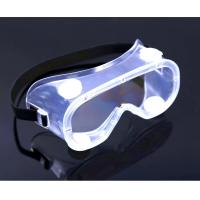 Quality Ppe Fit Over Anti Fog Protective Goggles For Woodworking Ventilation Design for sale