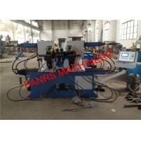 Buy cheap PLC control system Hydraulic CNC Pipe Bending Machine with 0.5 - 0.7MPa Air from wholesalers