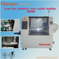 Quality Double wave soldering machine/Automatic PCB soldering machine for sale