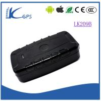 Quality Magnetic tracker gps for car wireless gps car tracker With standby 120 Days ----Black LK209B for sale