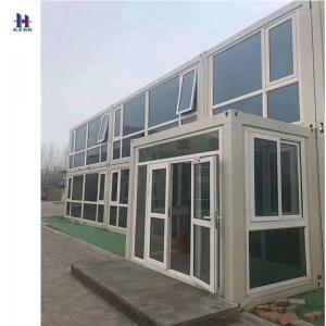2018 new design sandwich panel house prefab houses mobile