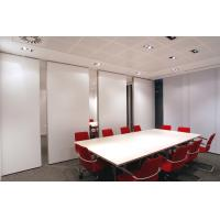 Quality Sliding Home Fabric Office Accordion Partition Walls Movable Demountable for sale
