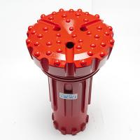 Buy cheap 100-330mm Diameter Durable DTH Drill Bits High Air Pressure For Well Drilling from wholesalers