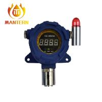 Quality NH3 Ammonia Gas Transmitter Fixed Gas Detector OLED Screen Display Type for sale