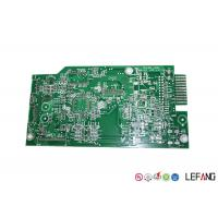 Quality 94V0 2 Layers Single Sided Copper Clad PCB Board For Automotive GPS System for sale