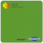 Quality indoor semi glossy black hybrid spray powder coating powder paint for sale