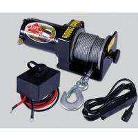 Quality P2000-1A electric winch light winch,12v winch motor,fishing winch for sale