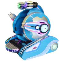 Quality Exciting Driving Robot Commercial Kids Arcade Machine For Fairground for sale
