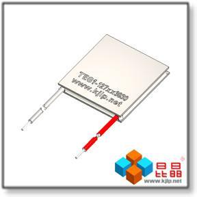 Quality TEG1-127 Series (30x30mm) Peltier Generator/Peltier Chip/Peltier Module/Thermoelectric Chip/TEC/Cooler for sale