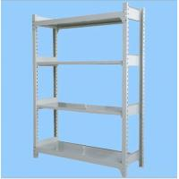 Quality Iron Static Coating Garage Storage Shelving Light Duty Boltless Assembly for sale