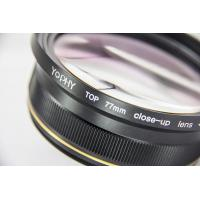 Quality HD MRC Close Up Macro Lens ,  67mm 77mm 82mm Ring Achromatic Lens for sale