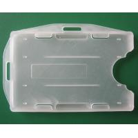 Quality Open Face Card Holder in Double Sided for sale