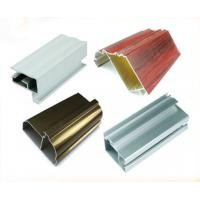Buy Surface Treatment T Slot Extruded Aluminum Profiles For Windows And Doors at wholesale prices