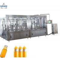 Buy cheap 8000 BPH Carbonated Drink Filling Machine / Liquid Packing Machine 40 Head from wholesalers