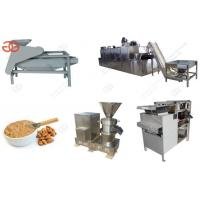 Quality Almond Butter Grinding Production Line|Almond Butter Processing Line For Sale for sale