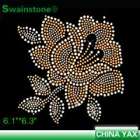 Quality New Arrival flower hotfix motif designs,hotfix designs motif,motif hotfix designs for shirts for sale
