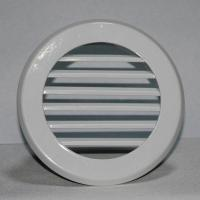 Air conditioning round ventilation aluminum wall return air grille louver vent