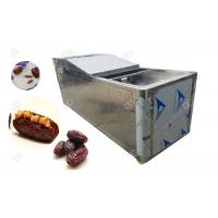 Quality Professional Red Dates Pitting Machine , Fruit Kernel Removal Machine 288pcs / min for sale