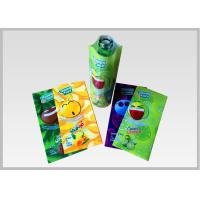 Quality Flexible PETG Shrink Film High - Impact Resistant With 1.28g/Cm3 Density For Drink Bottle Labels for sale